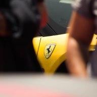 Italia a Zandvoort Ferrari