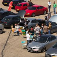 Italia a Zandvoort Club Alfa Romeo