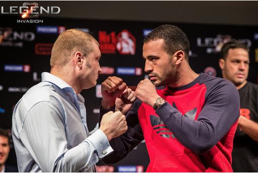 Badr vs Ignashov